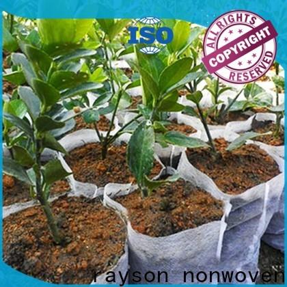 Rayson nonwoven ODM ot kontrol bezi kumaş fiyatı ceket için