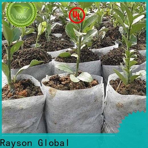 Rayson nonwoven Ceket için yabani otlar için toplu alım kumaş fiyatı