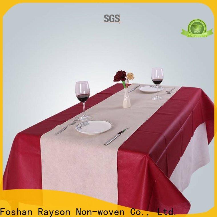 مفارش المائدة من OEM لأقل كمية من البوليستر