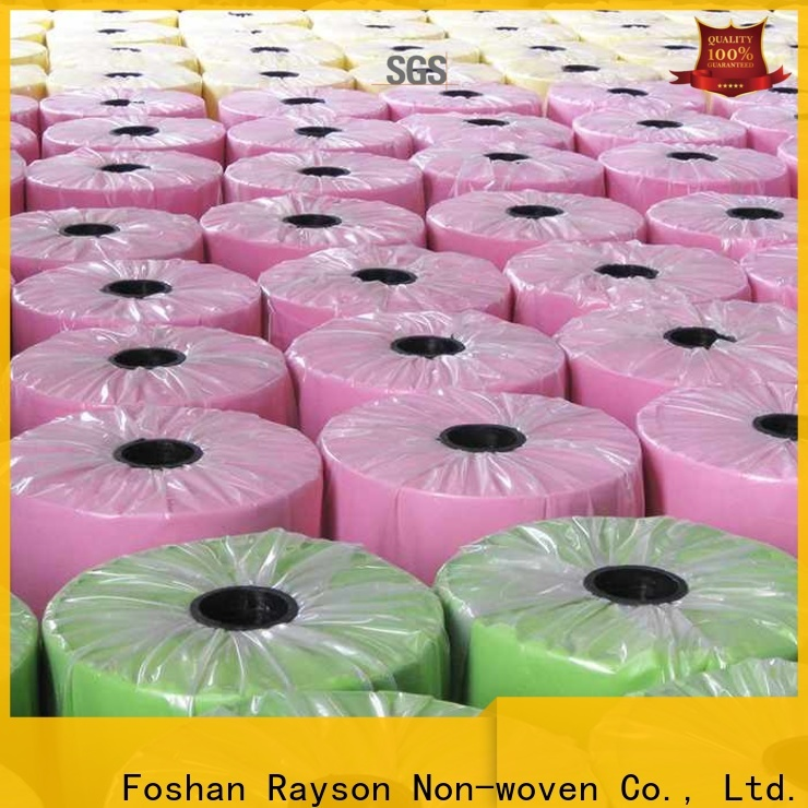 rayson nonwoven staple tablecloth shop manufacturer for indoor