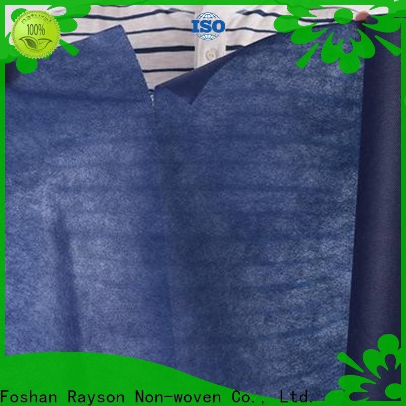 Proveedor de bolsas no tejidas rayson free company