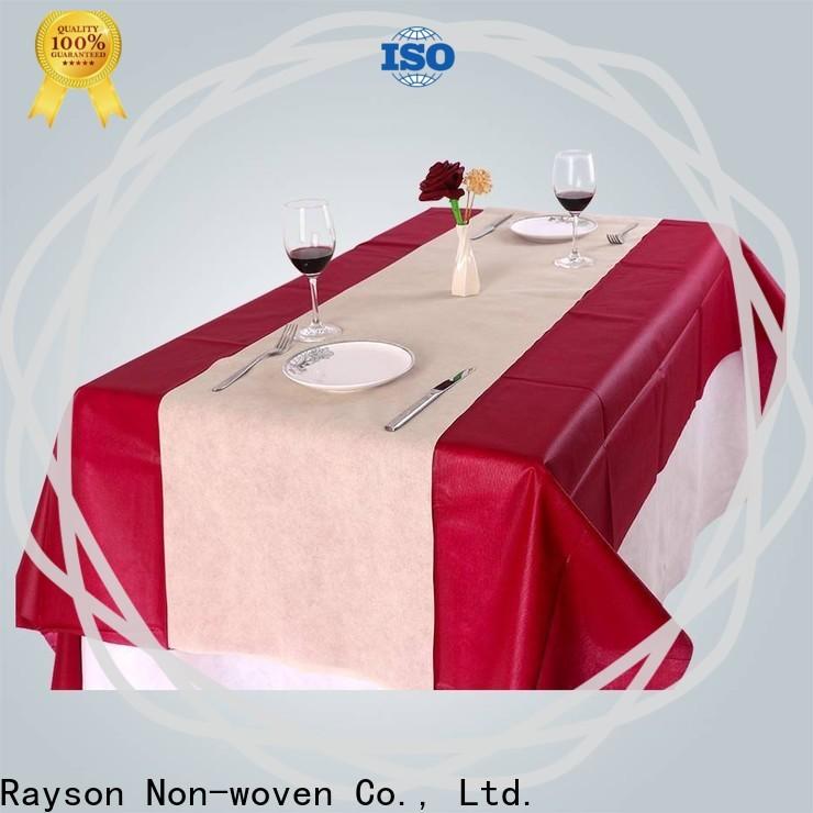 Rayons Vlies Hochzeit Tischdecken Lieferant