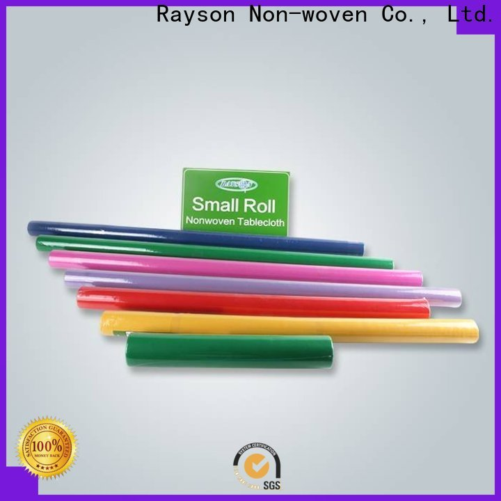 rayson سعر محبوكة الصينية الصانع النسيج