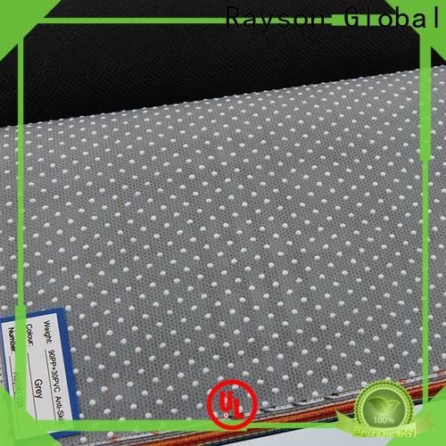 rayson غير المنسوجة مخصص سبونليس سعر الموردين أقمشة غير منسوجة للفراش