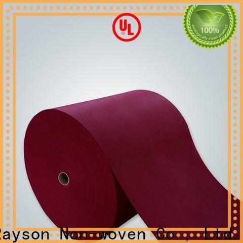 الجملة المصنعة الأساسية نسيج القطن خفيف الوزن للخارجية