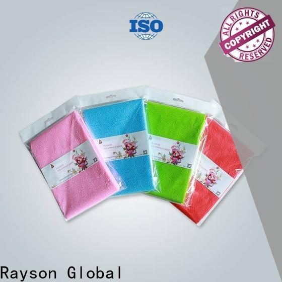Rayson Vlies Bulk Kauf Polyester Spunbond Vliesstoff Hersteller für den Innenbereich
