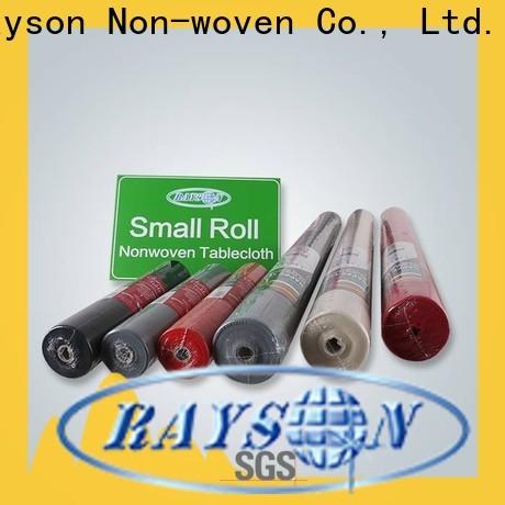 Rayons Vlies Rayson Custom Tischdecken Hersteller