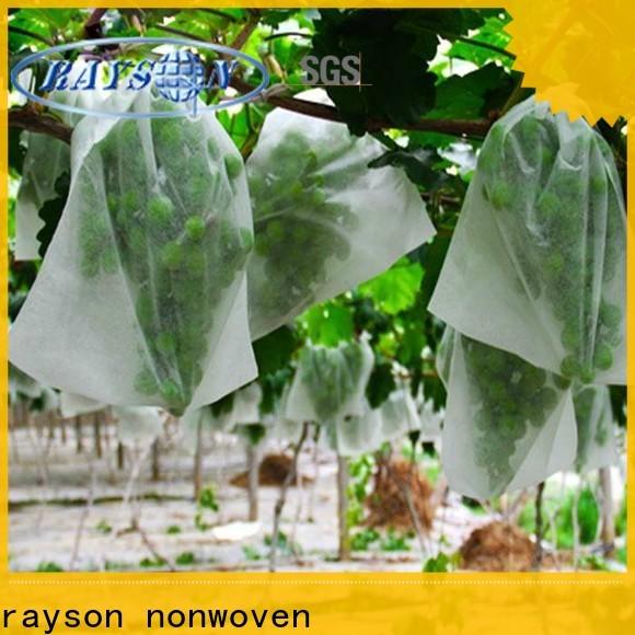 Rays Vlies ODM biologisch abbaubarer Gartengewebelieferant für den Innenbereich