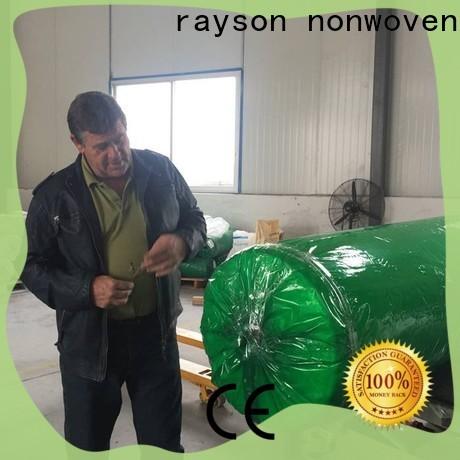 Rayons Vlies Custom Landschaftsstoff im Gemüsegarten in loser Schüttung zum Einwickeln