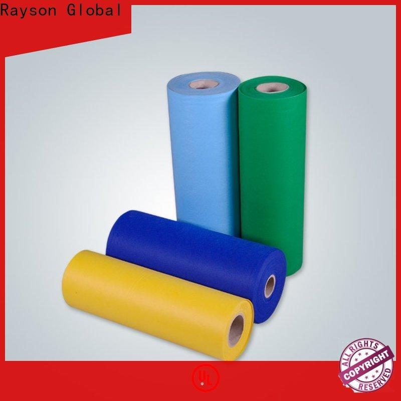 Fábrica de telas no tejidas Rayson