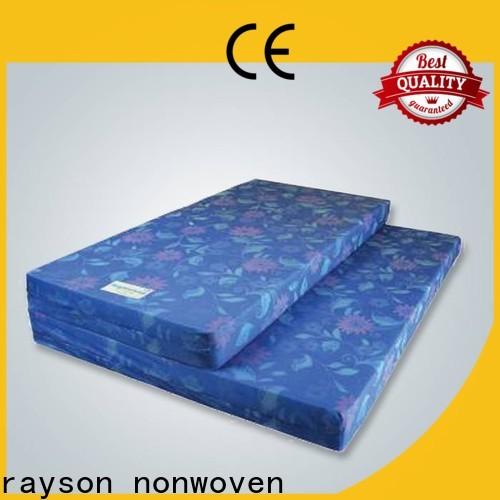 rayson nonwoven Rayson rfl non woven fabric supplier for bedding