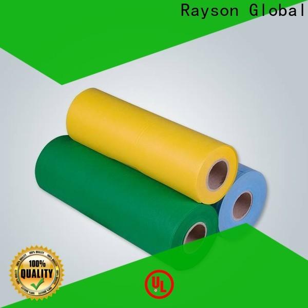 rayson مصنع غير منسوج مناسب للطباعة غير المنسوجة للفراش