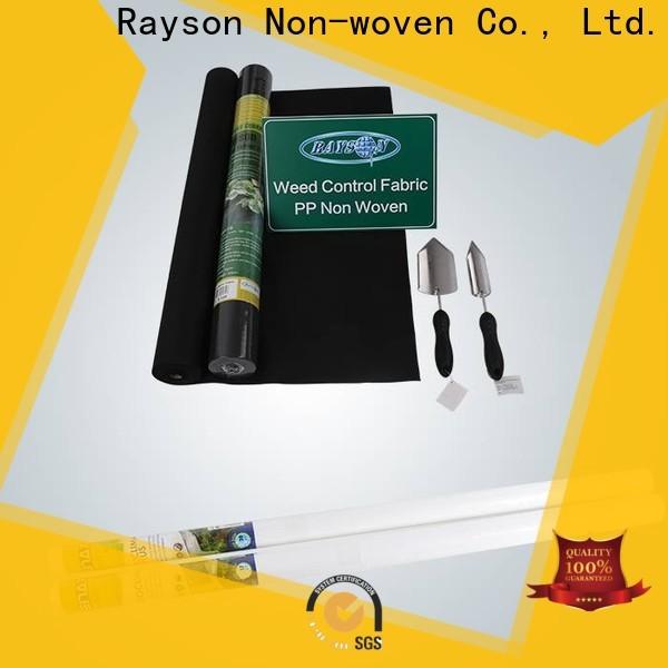 rayson غير منسوج من قماش Rayson 6 قدم ذو المناظر الطبيعية بكميات كبيرة للخارجية