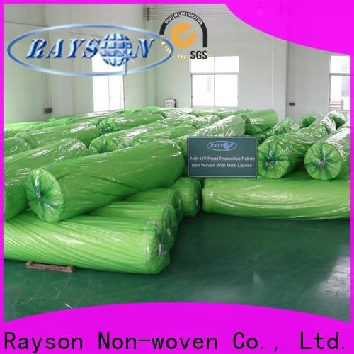 Compra a granel fabricante de tela filtrante de geotextil no tejido