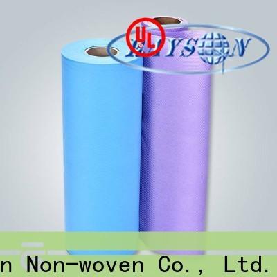 Rayson Vlies-Polypropylen-Spunbond und schmelzbraune Vliesstofffabrik