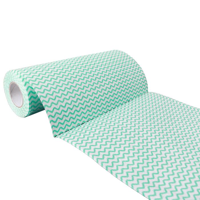 Spunlace Vliesstoff für Wipe