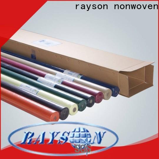 Compagnia da tavola monouso senza tessuti Rayson