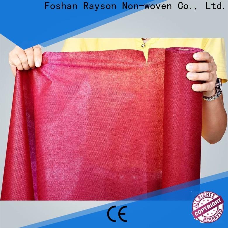 Fornitore di tovaglie di natale monouso non tessuto Rayson