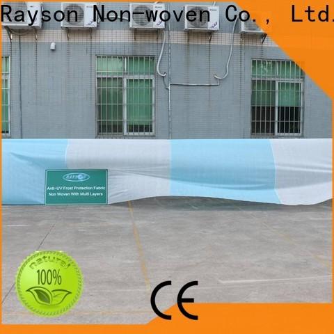 Rayson não tecido geotêxtil não tecido Harga fornecedor