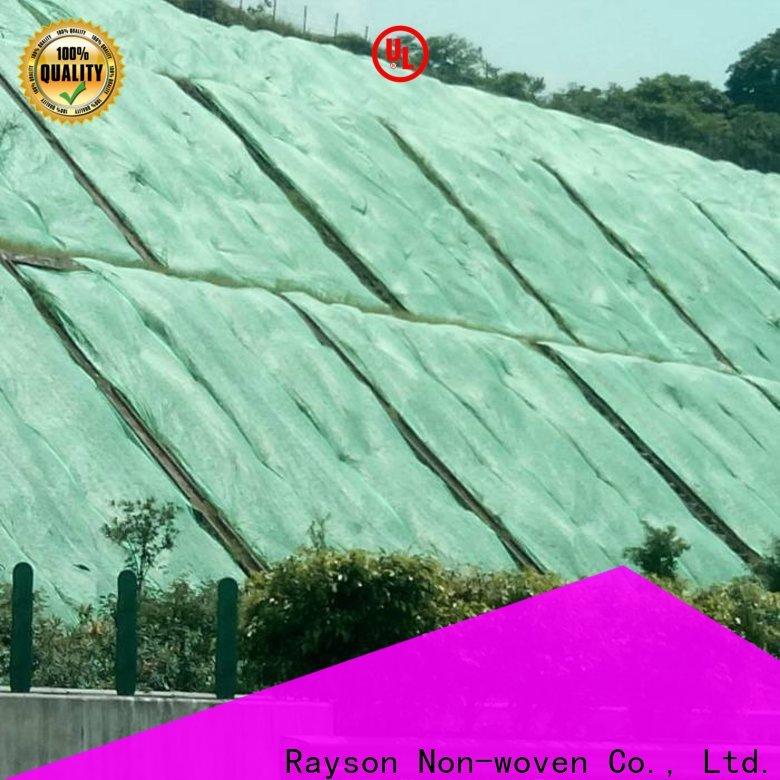 Rayson Nonwoven Compra em massa ODM Água Permeável Paisagem Tecido Price