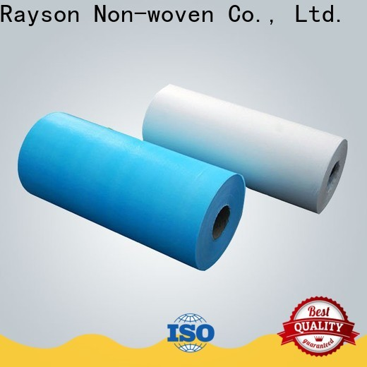 rayson nonwoven Custom medical non woven fabric in bulk