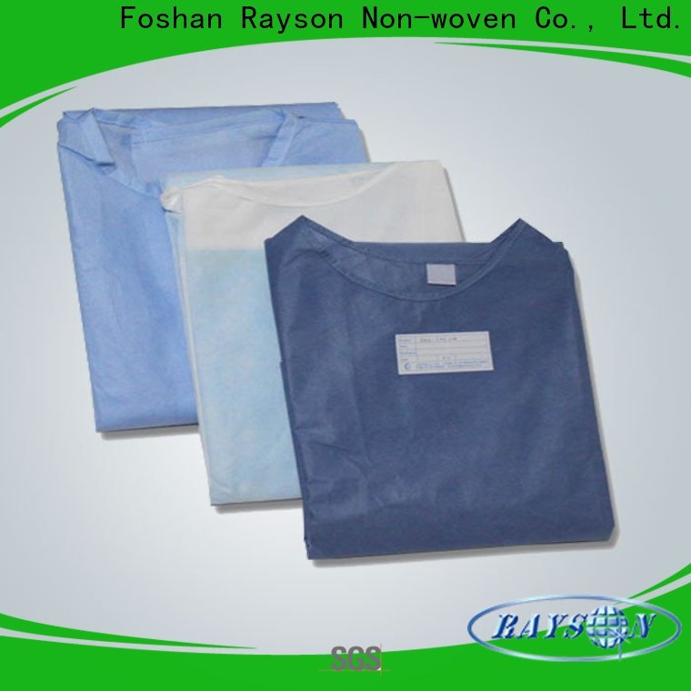 rayson nonwoven ODM high quality non woven surgical fabric factory