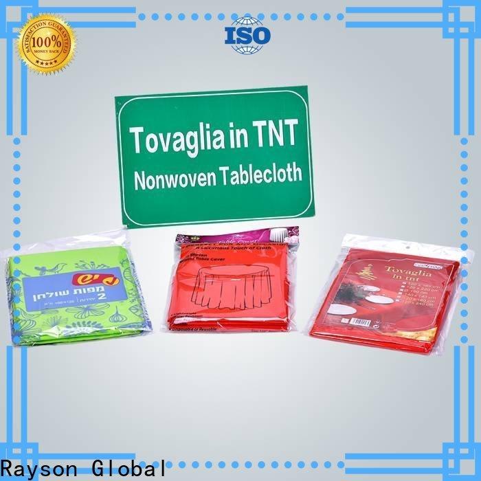 Rayson non tissé TNT TNT Fabricant de tissu TNNT Fabricant