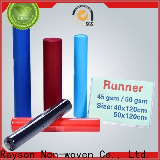 rayson nonwoven disposable table cover roll company
