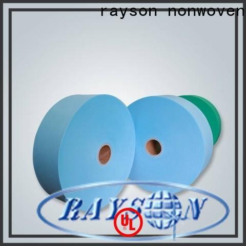 Wholesale ODM Spunbond + fabricante de telas no tejidas de Spunbond