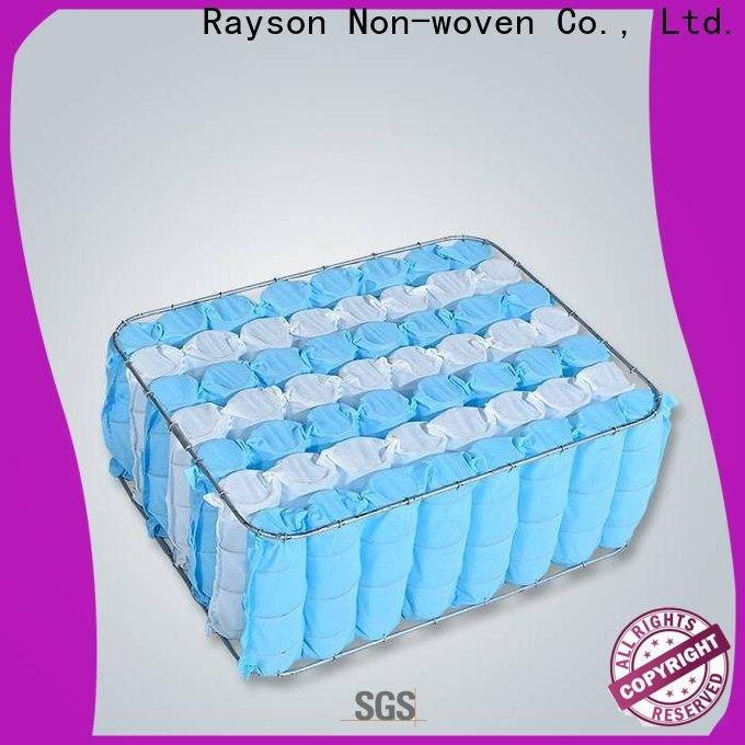Rayson Nonwoven Spunbond + Spunbond No tejido Price