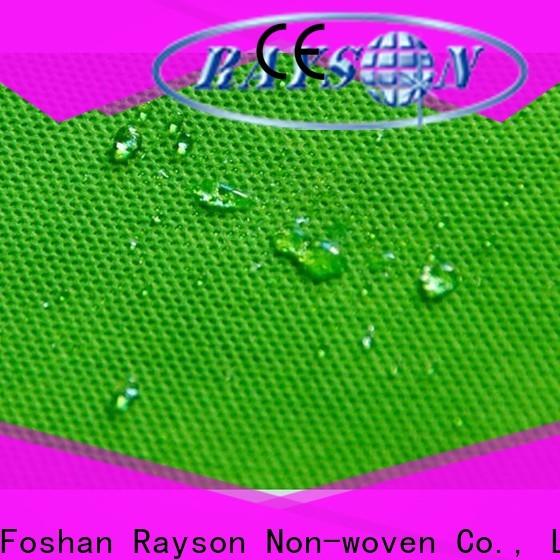 Faply não tecido não tecido não tecido hidrofílico de Rayson ODM fornecedor