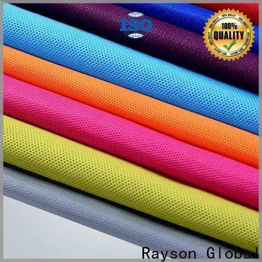 Tecido não tecido não tecido do rayson não tecido fornecedor