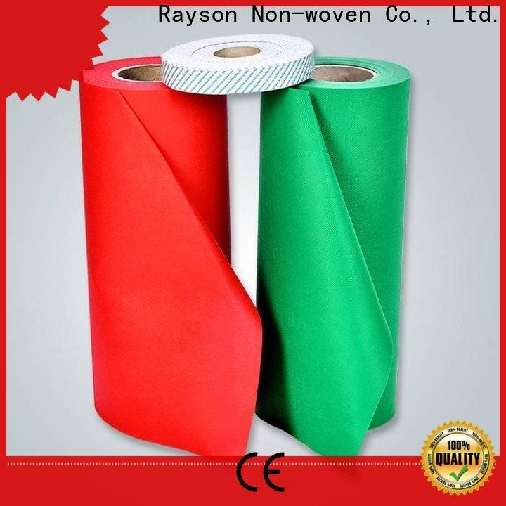 Fábrica não tecida hidrofílica feito sob encomenda do rayson fábrica