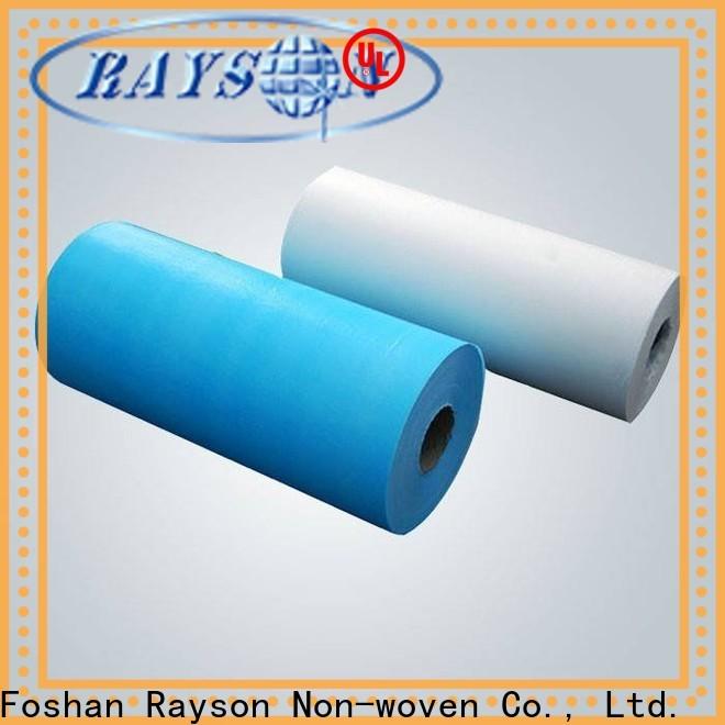 Fabbrica non tessuta di Rayson Nonwoven Plastik