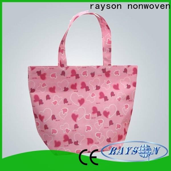 Rayson Nonwove Custom am besten nicht gewebter Polybeutelhersteller