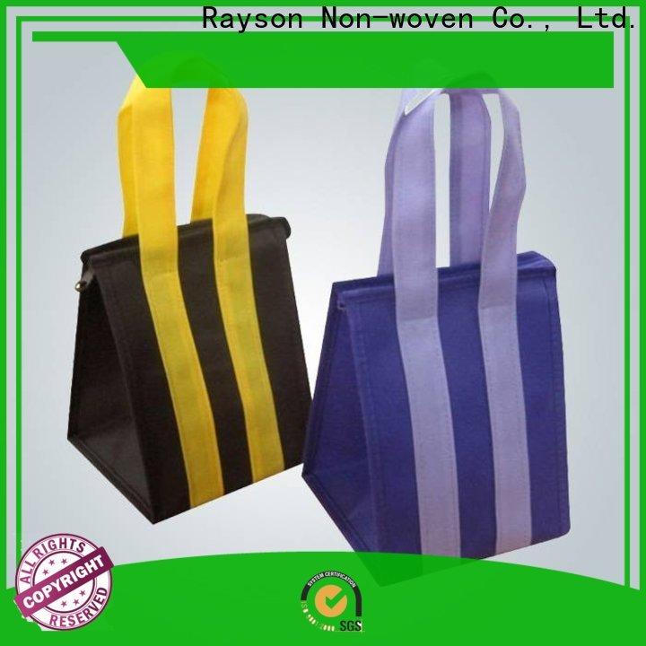 Rayson Vlies laminierte nicht gewebte Taschen Hersteller Preis