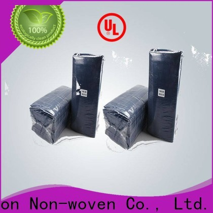 ODM high quality non woven pp laminated fabric factory