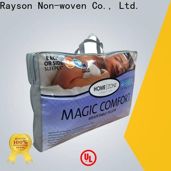 Sacchetti cuscini non tessuti Rayson per stoccaggio fabbrica