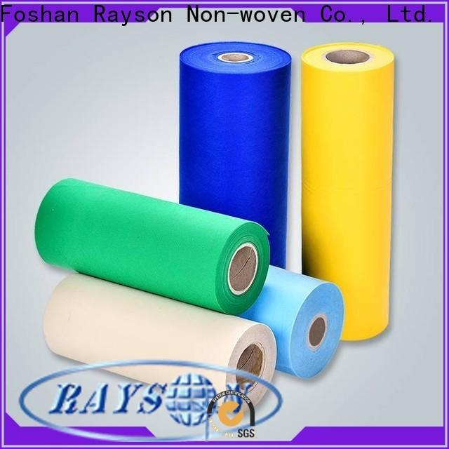 Rayson Nonwoven Rayson Personalizzato ODM Ago perforato in tessuto non tessuto Produttore