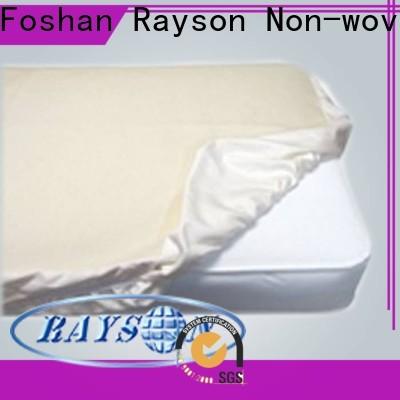 rayson nonwoven ODM best non woven full size mattress cover price