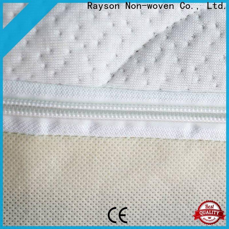 rayson nonwoven Bulk purchase best non woven queen size mattress pad cover supplier