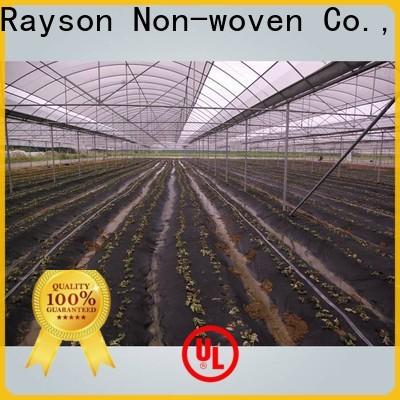 Produttore del tessuto di controllo dell'erbaccia di orto non tessuto di Rayson