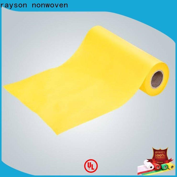 Rayson Nonwoven Bulk Acquisto ODM Saarp Azienda non tessuta