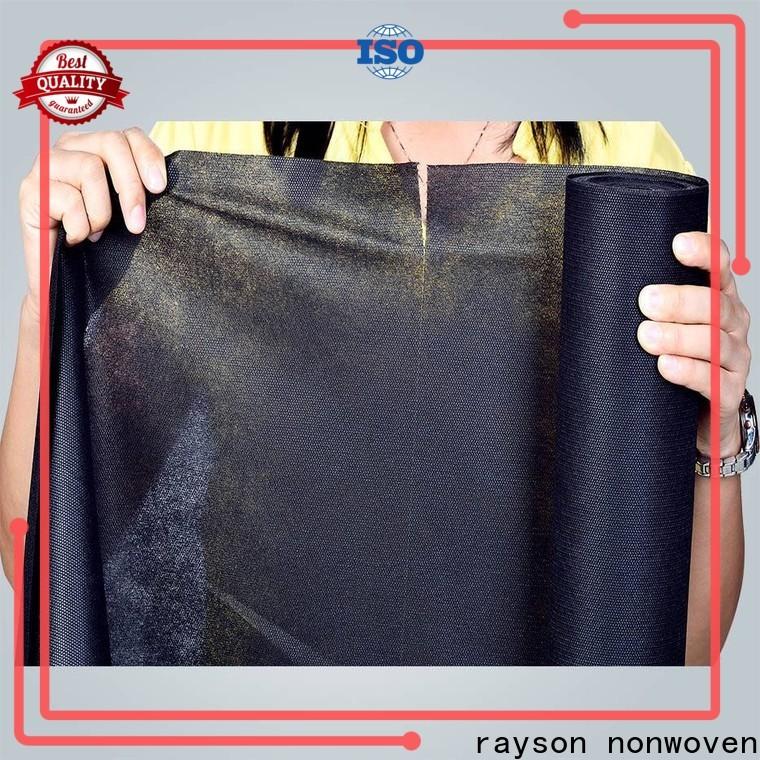 Rayson غير منسوجة OEM جودة عالية غير المنسوجة تنظيف القماش الصانع