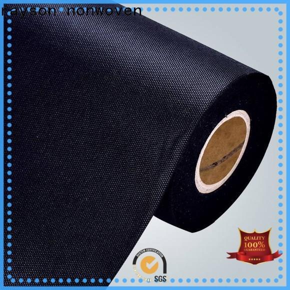 Compañía de tela no tejida hidrofílica rayson no tejida