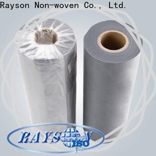 Rayson Vlies nicht gewebt atmungsaktiver laminierter Gewebelieferant