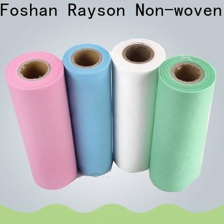 Rayson Nonwoven Rayson Wholesale Bedsheet و غطاء وسادة غطاء