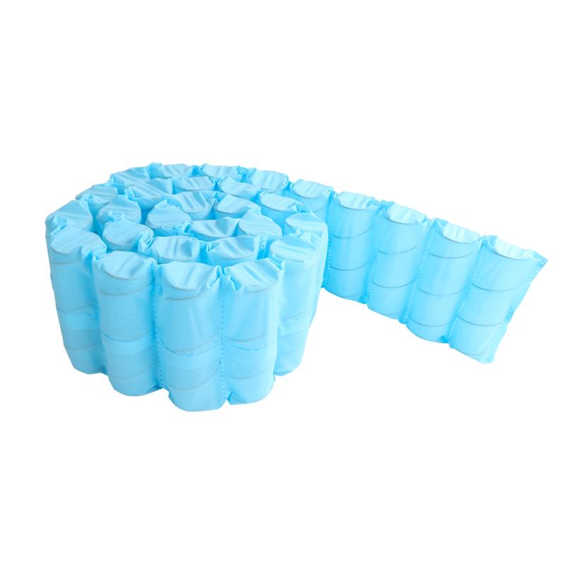 Beste Qualität Gute Festigkeit 100% Virgin Polypropylen Spunbond Nicht gewebtstoff für Taschenfederabdeckung Fabrik