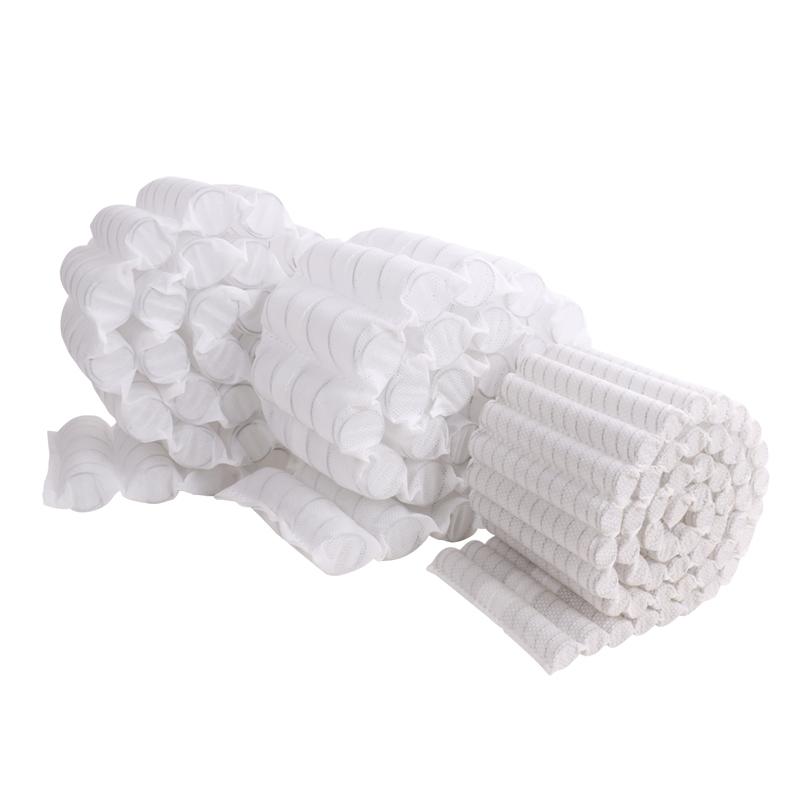 Tecido 100% de polipropileno não tecido virgem para a tampa da mola do bolso