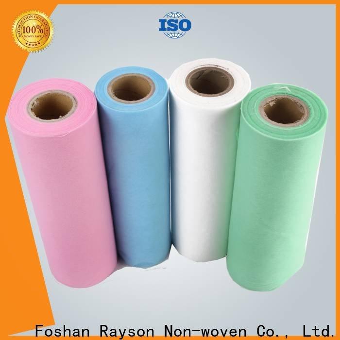 Rayson Nonwoven Spunbond + Spunbond No tejido proveedor